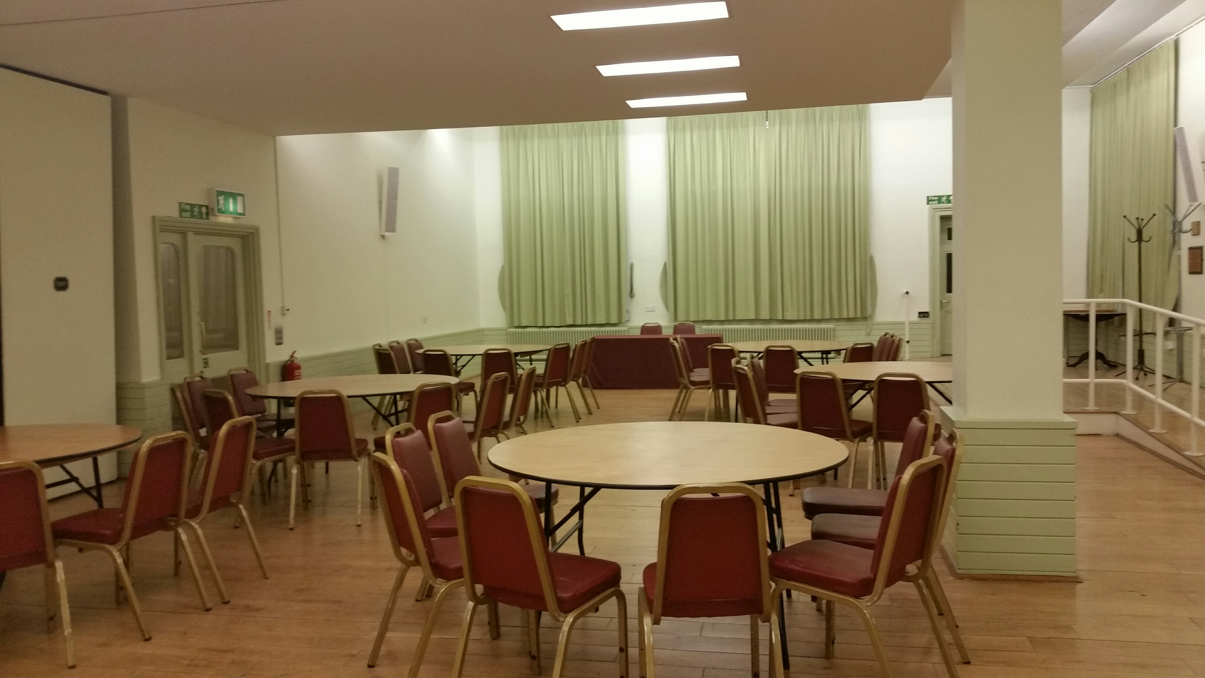 Liz Cantell Room Ealing Venues