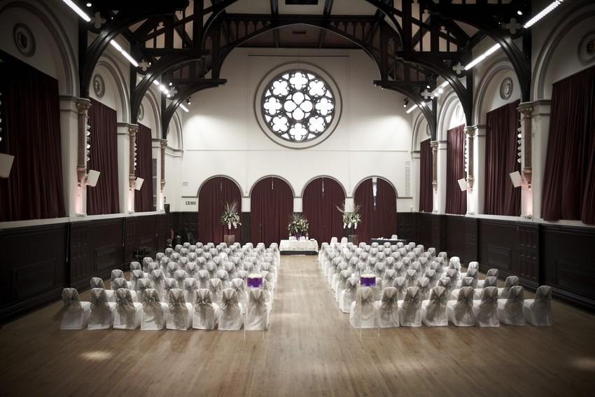 Middlesbrough council wedding