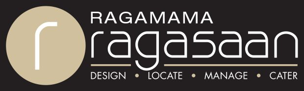 Ragamama ragasaan logo in black and white