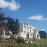 Gunnersbury Park Hous side view